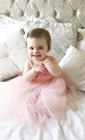 Ribbed Tutu dress