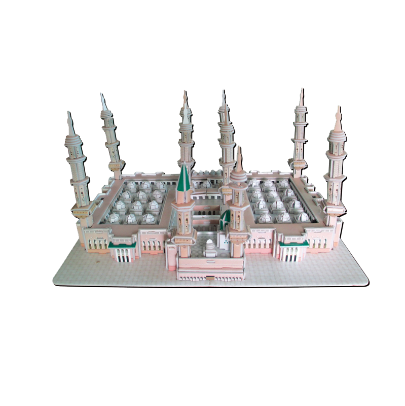 Masjid an-Nabawiyy Puzzle [Clearance] - Noor al-Ilm