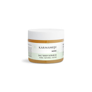 KARMAMEJU SALT BODY SCRUB MORE 03
