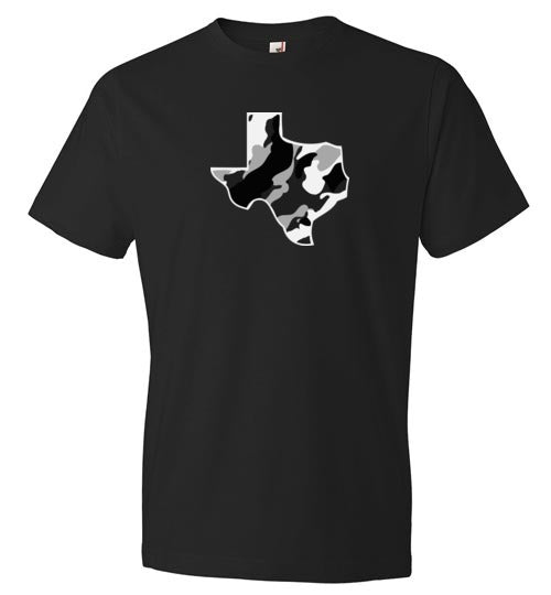 Blackout Camouflage Tees