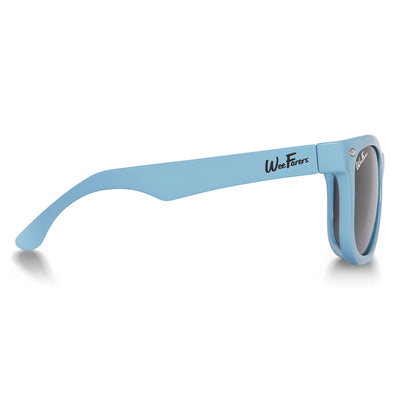 Original WeeFarers Baby Sunglasses Blue Side