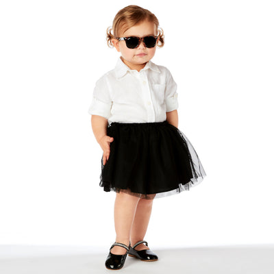 Original WeeFarers Baby Sunglasses Tortoise Shell Girl