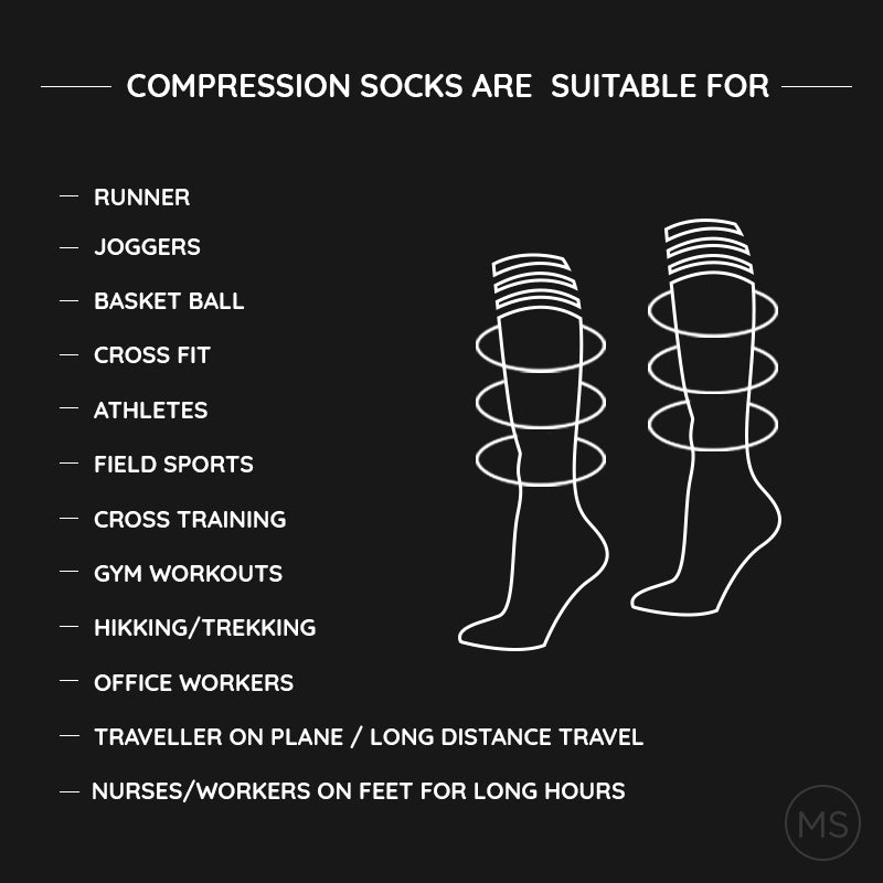 Our Compression Socks Are Better