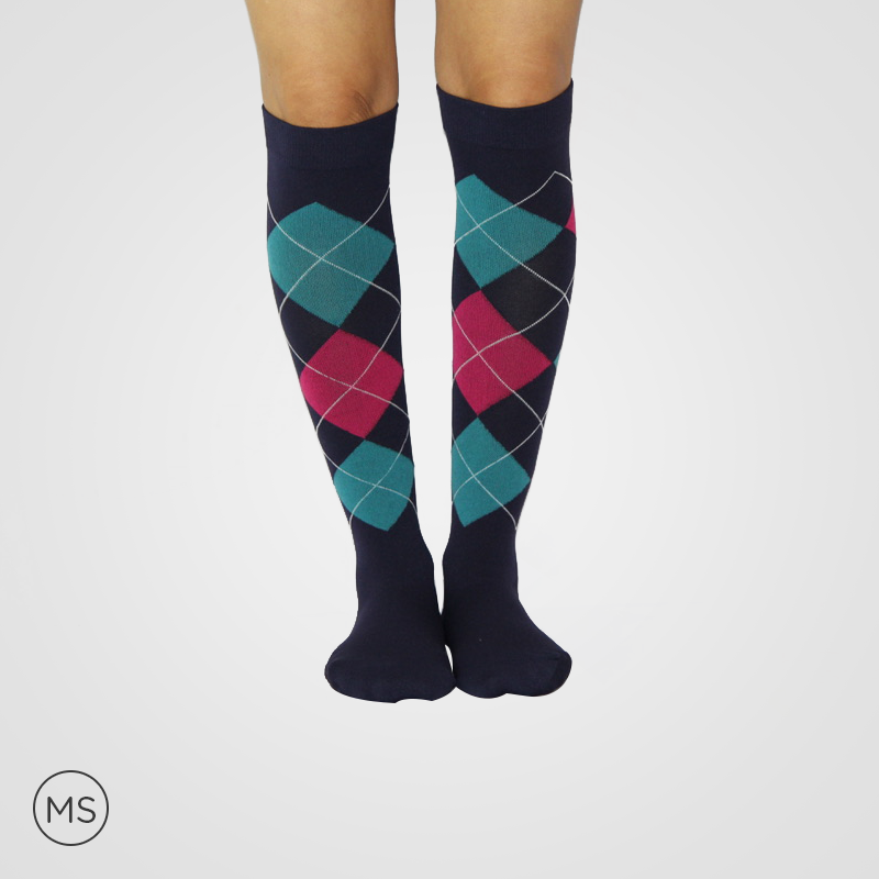 Criss Cross - Compression Socks