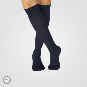Regular Blue - Compression Socks