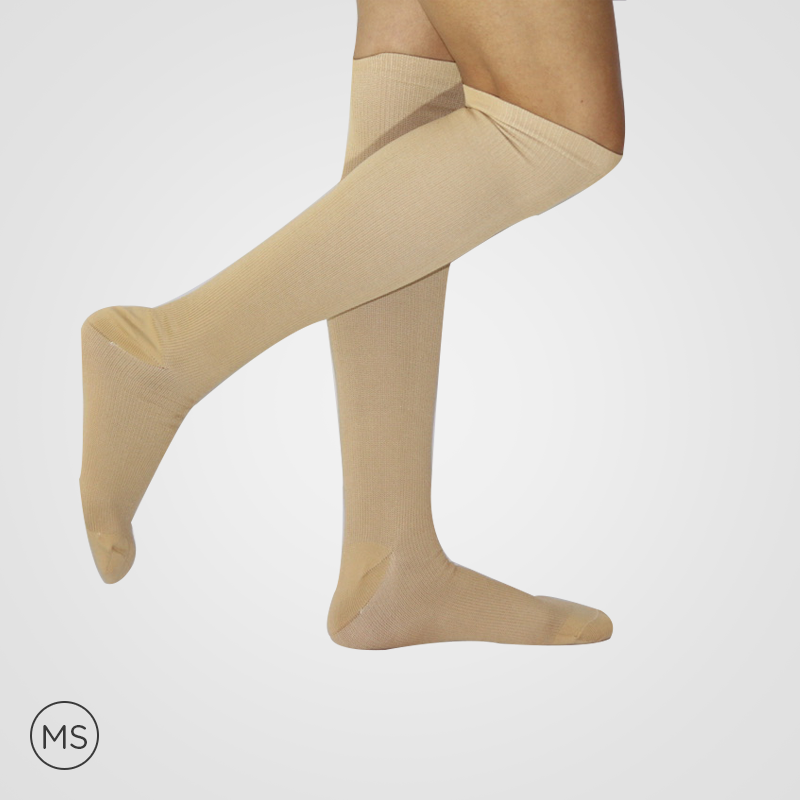 Regular Beige - Compression Socks