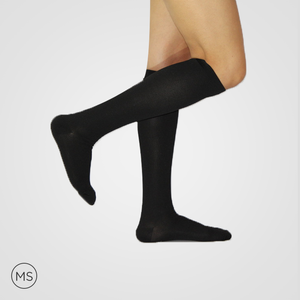 Regular Black  - Compression Socks