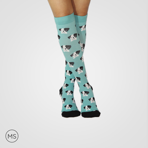 Puppy Print - Compression Socks