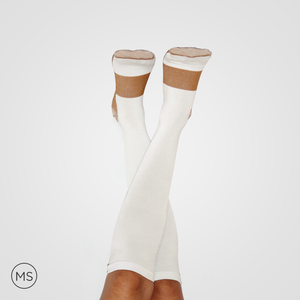 Medico Copper White - Compression Socks