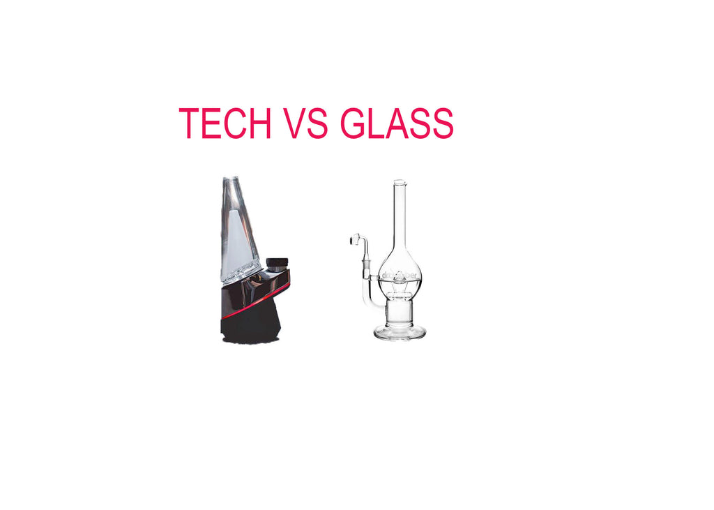 New age Tech vs using Glass Rigs