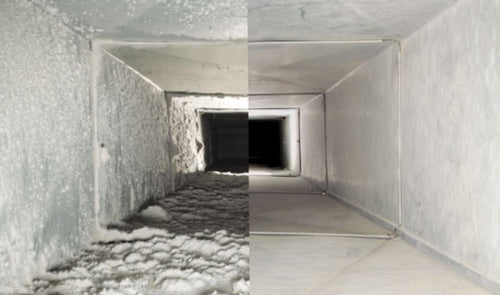 $179.00 Air Duct Cleaning