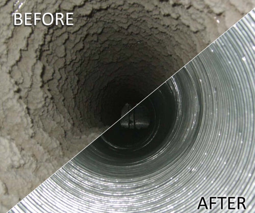$89.00 Dryer Vent Cleaning