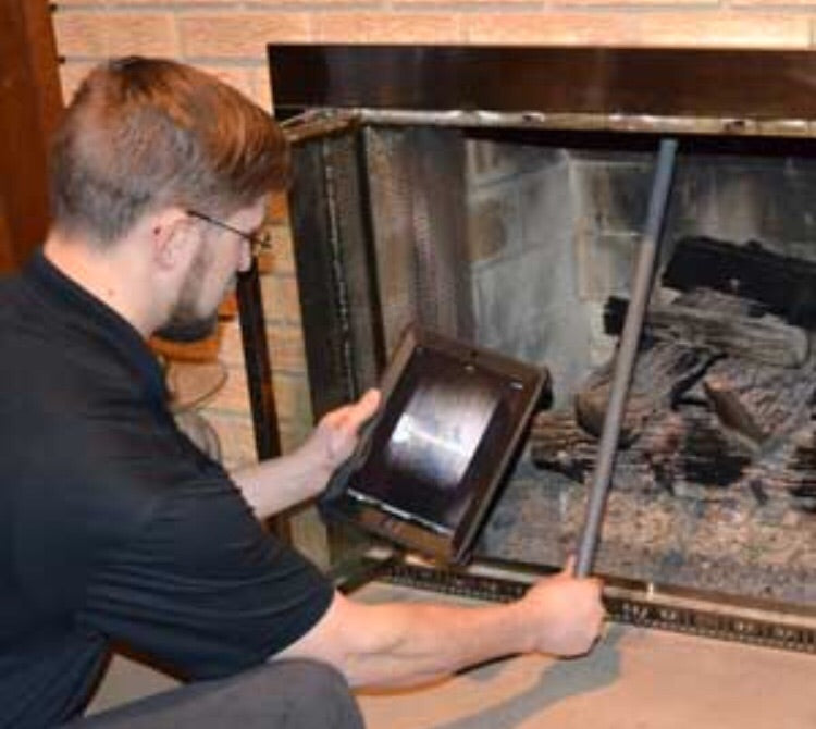 Safety Inspection Chimney Sweep Level 3
