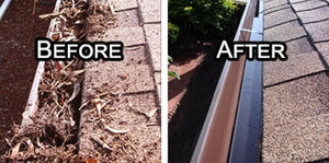 Gutter Cleaning Special  (Townhouses)