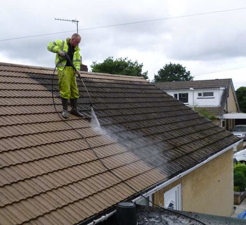 Roof Cleaning Special (Townhouses)