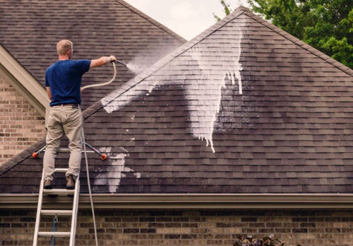 Roof Cleaning Special (Single Family Homes)