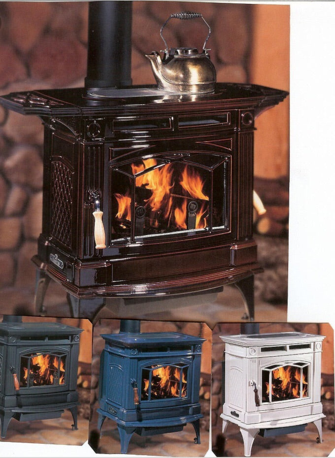 H300 WOOD STOVES