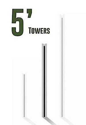 5' ZipGrow™ Tower