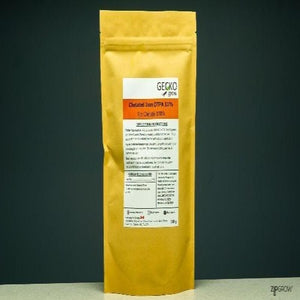 Gecko Grow Chelated Iron DTPA 11% -500g