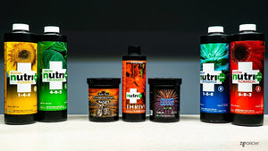 NUTRI+ STARTING KIT - NUTRIENTS AND ADDITIVES