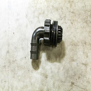 3/4 Inch Barbed Elbow Bulkhead Connectors - 6 Pack