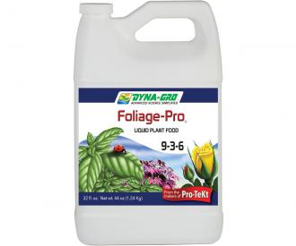 Dyna-Gro Foliage-Pro 9-3-6 Grow Liquid Nutrient Solution