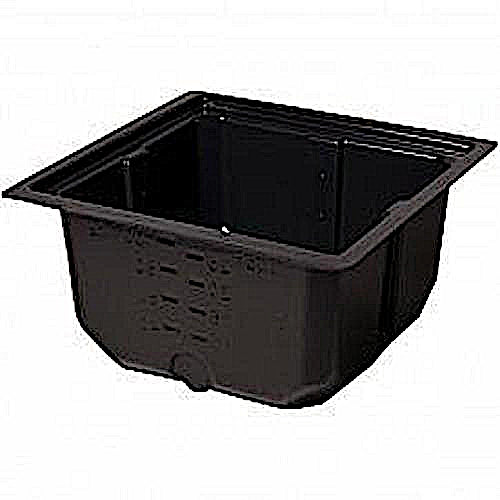 25 Gallon ABS, UV Resistant Plastic Reservoir and Cover
