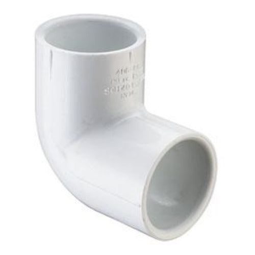 PVC 90° Elbow (Solvent)