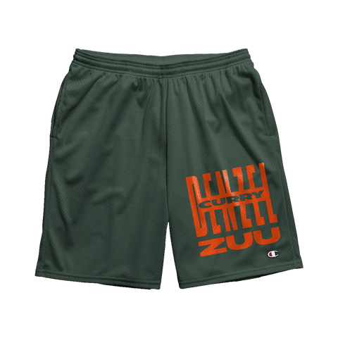 LOCK UP MESH SHORTS