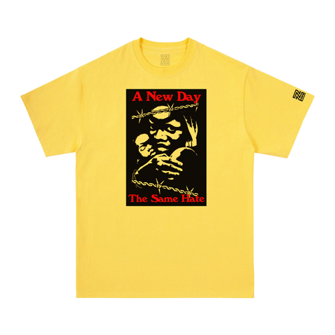 NEW DAY TEE (YELLOW)