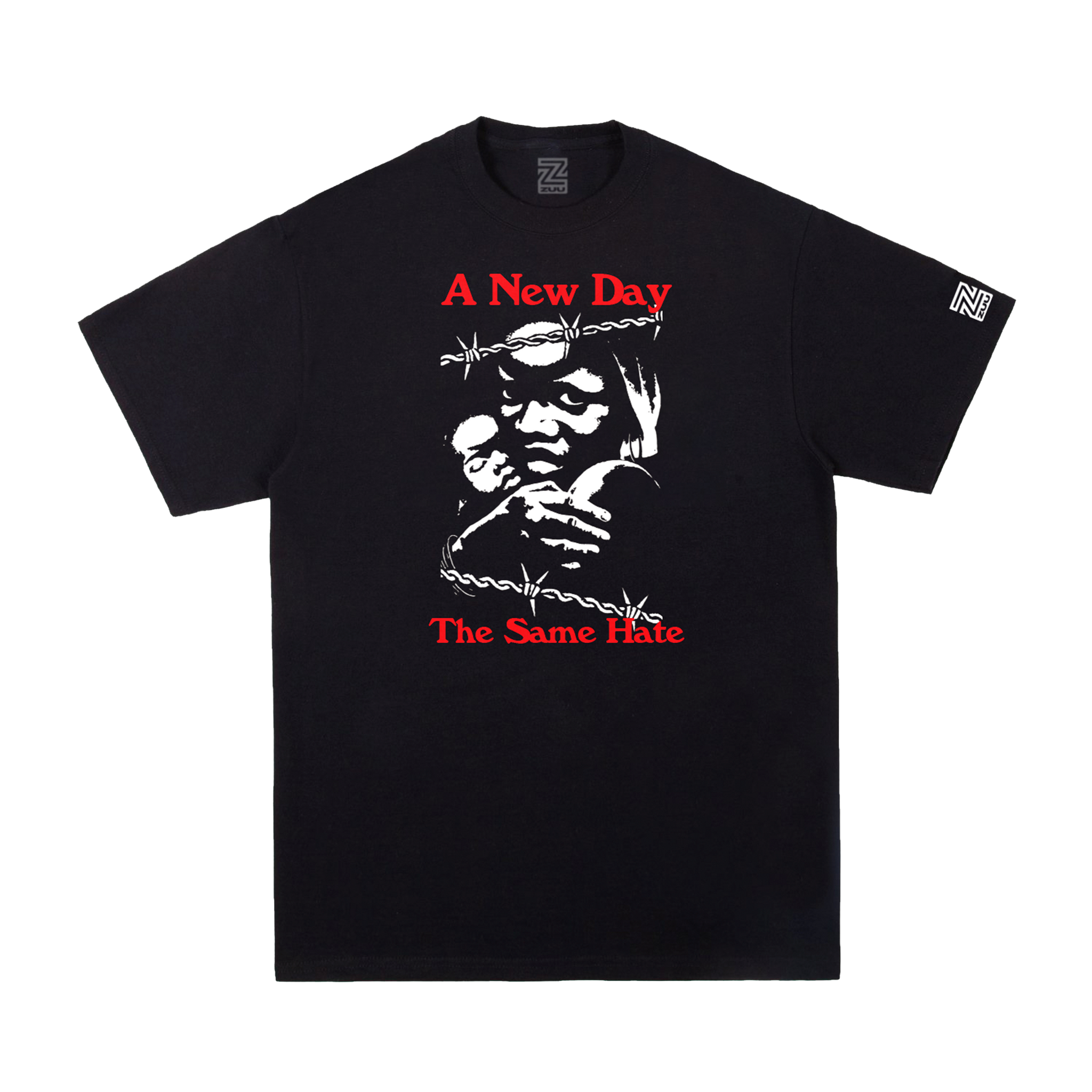 NEW DAY TEE (BLACK)