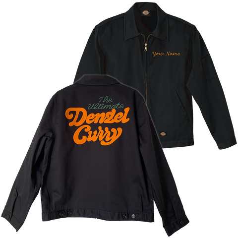 """ULTIMATE"" CUSTOMIZED CHAINSTITCHED DICKIES JACKET"