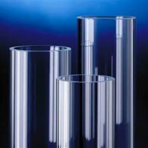 Clear Cast Acrylic Tube 100mm x 94mm x 1200mm