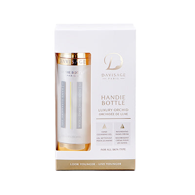 DAVISAGE Handie Bottle 雙管輕便護手瓶 15ml