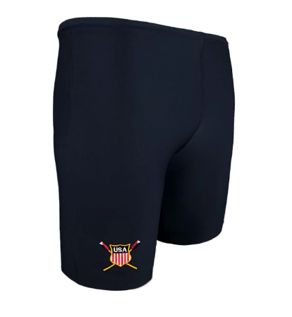 USRowing Trou Shorts Performance Apparel JL Racing Rowing Gear