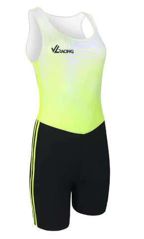 JL Racing Rowing Unisuit Women's Work Out Apparel Gear Boathouse
