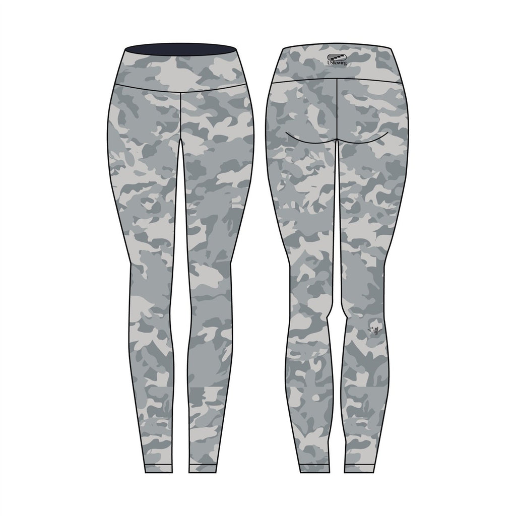 USR Women's Camo Legging