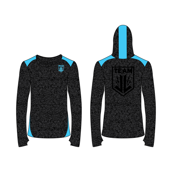 Men's Lightweight Active Hoodie - NAC JUNIORS