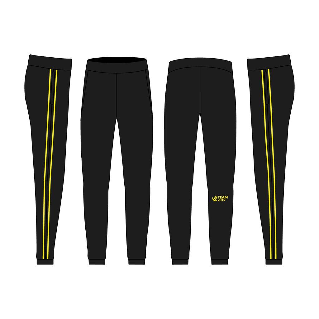 Men's Scrunch Sweats - TEAM JL CAPTAIN