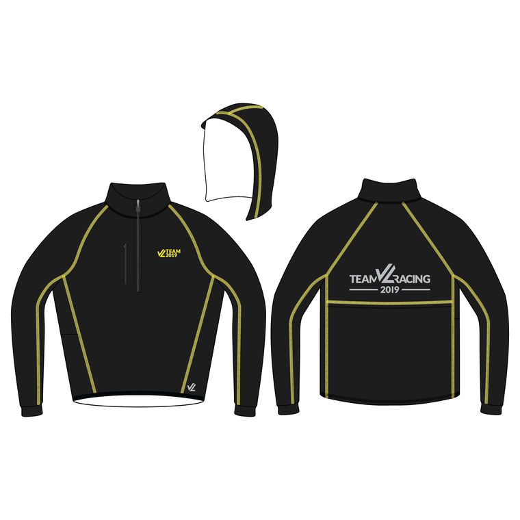Classic Sequel Rower Midweight Jacket - TEAM JL