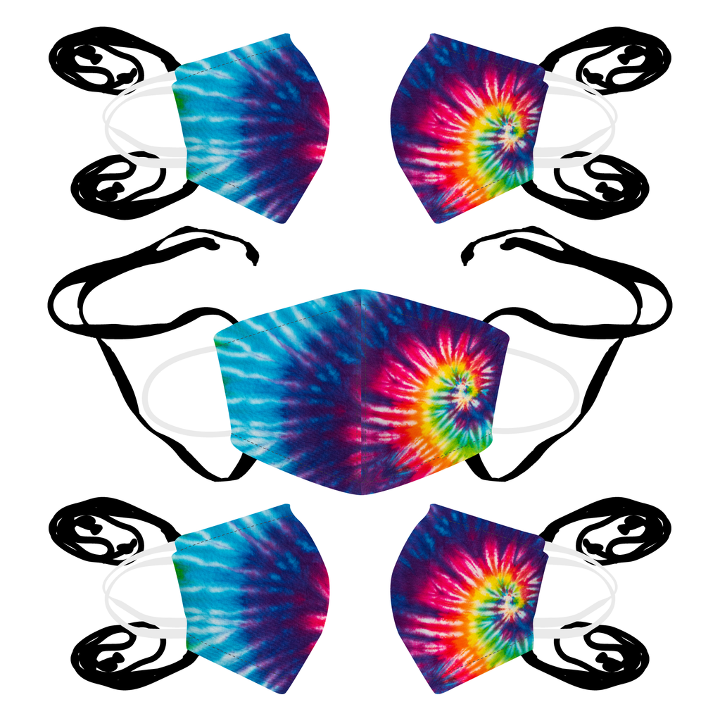 5 Pack - Trippy Dippy Mask