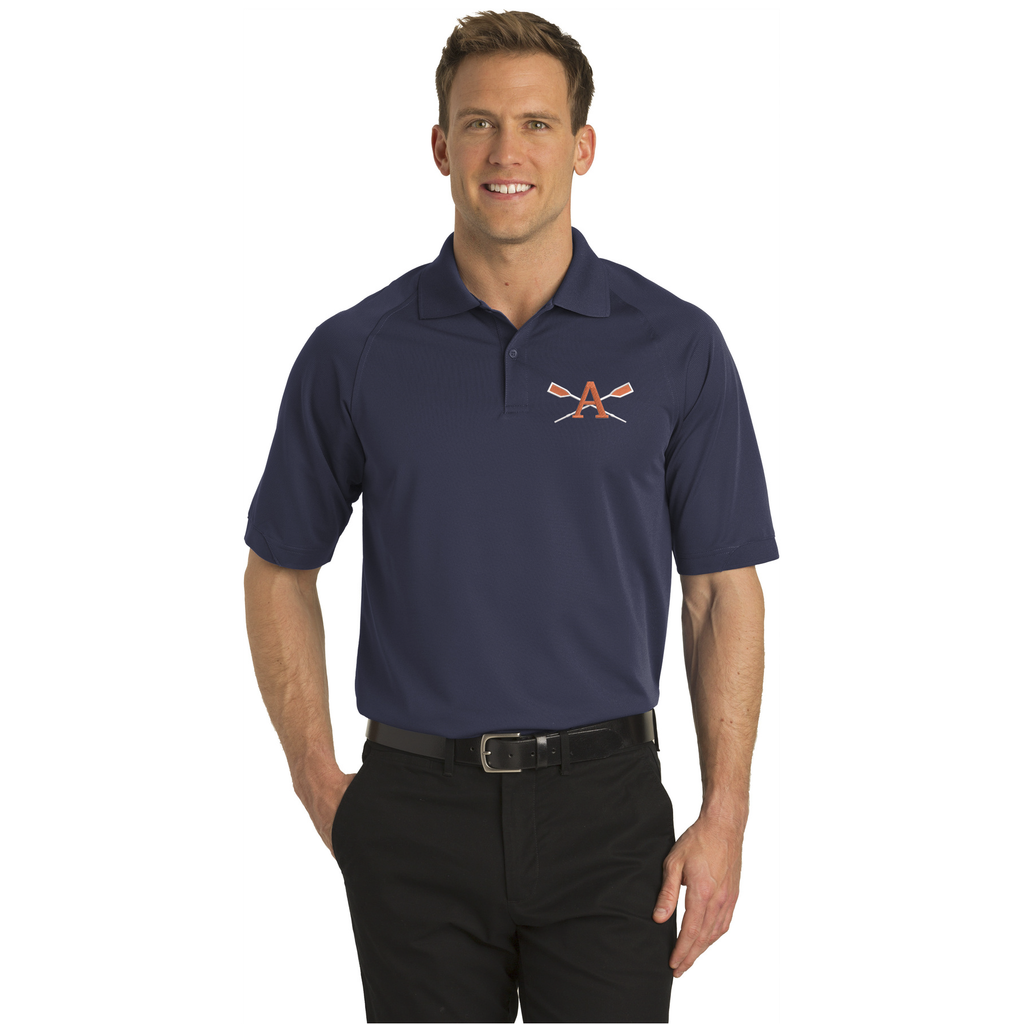 Men's Polo Shirt - ALBANY ROWING