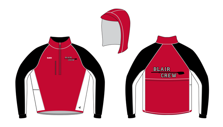 Classic Sequel Rower Midweight Jacket - BLAIR HS CREW
