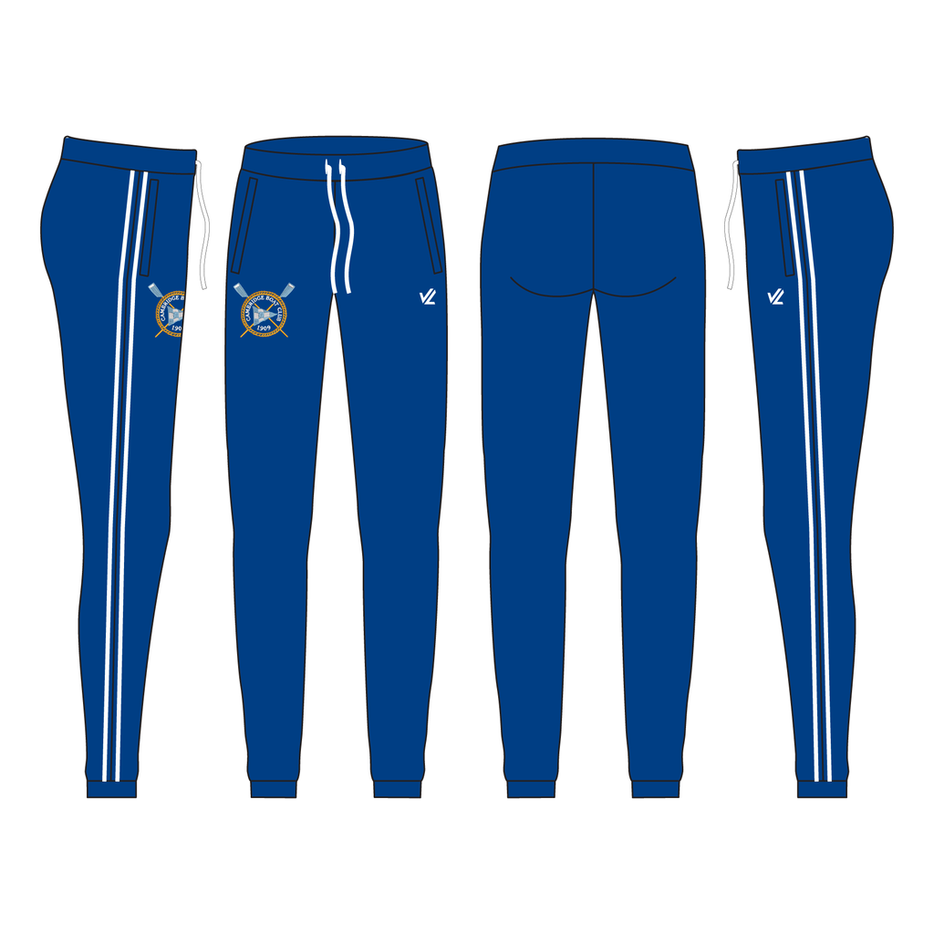 Women's Luxe Warmup Pants - CBC