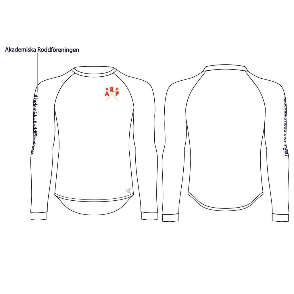 Men's Tech Shirt Long Sleeve - AKADEMISKA