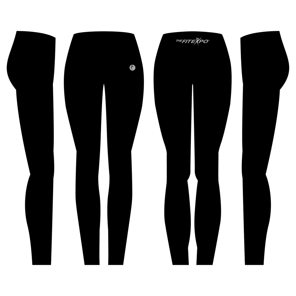 Woman's Ankle Length Legging - THEFITEXPO