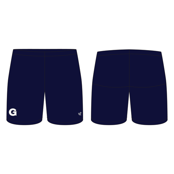 Men's Solid Trou - GEORGETOWN UNIV.