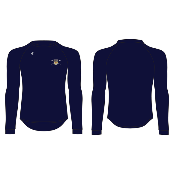 Men's Tech Shirt Long Sleeve - GEORGETOWN UNIV.