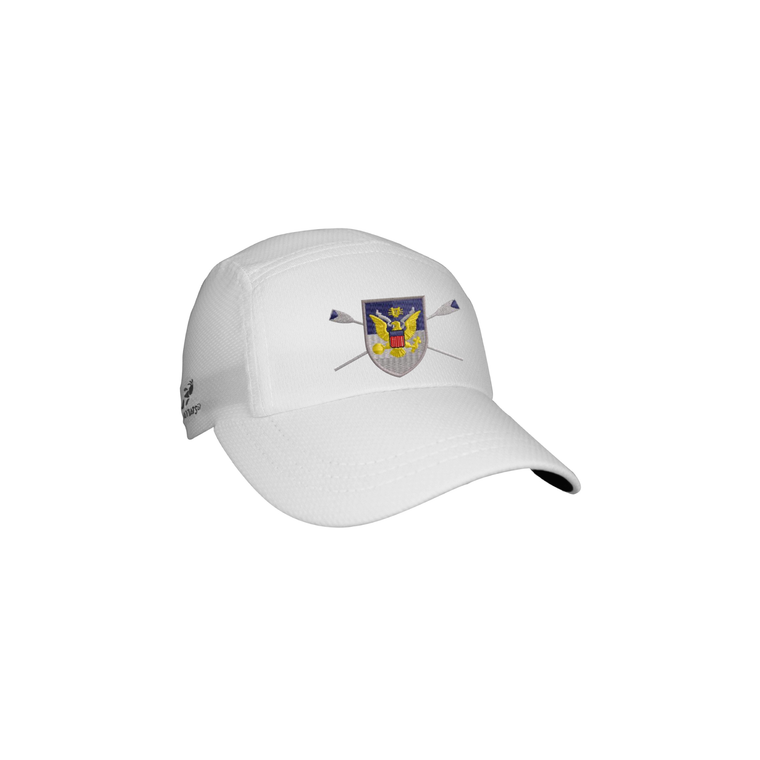 JL Tech Hat White - GEORGETOWN UNIV.