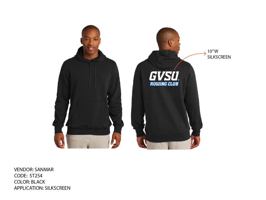 Hooded Sweatshirt - GRAND VALLEY